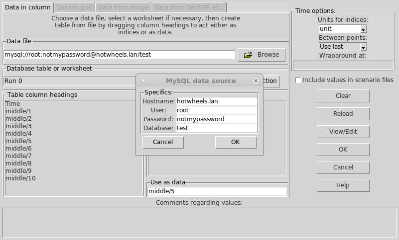 Simile documentation and help